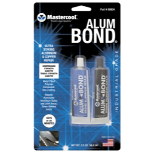 Mastercool 90934 Alum Bond A/C Repair Epoxy 2 oz. Pack