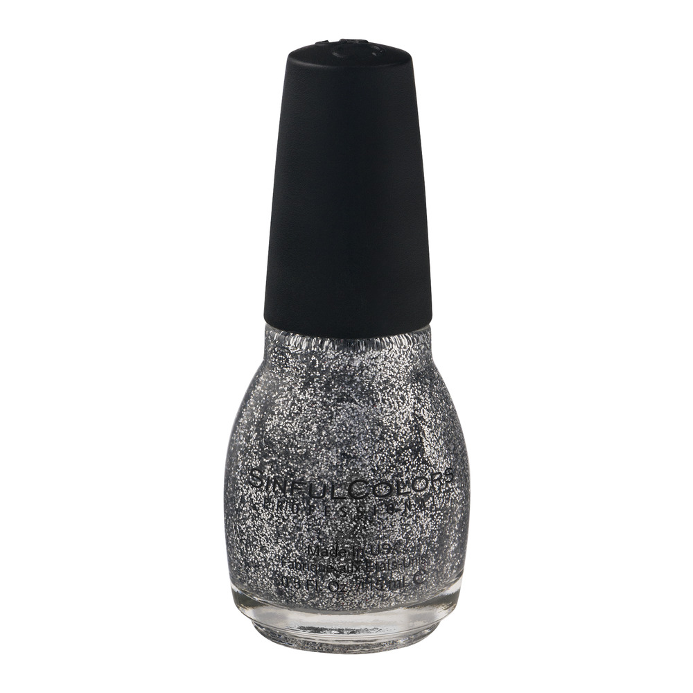 SinfulColors Professional Nail Color 923 Queen Of Beauty, 0.5 FL OZ