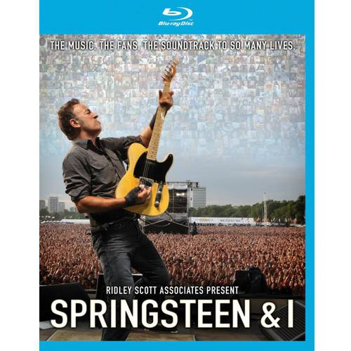 Springsteen & I (Music Blu-ray)