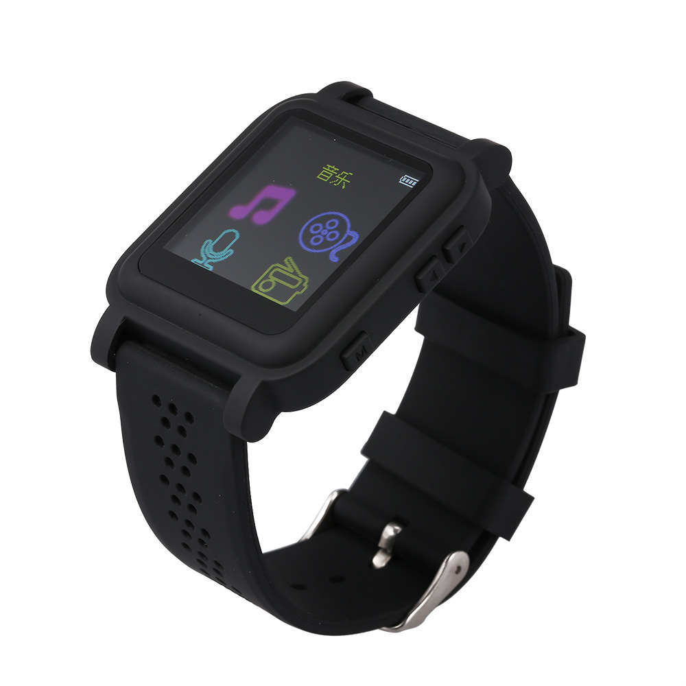 Best MP4 Players - Smart Watch 8GB MP3 MP4 Player with Earphone Review