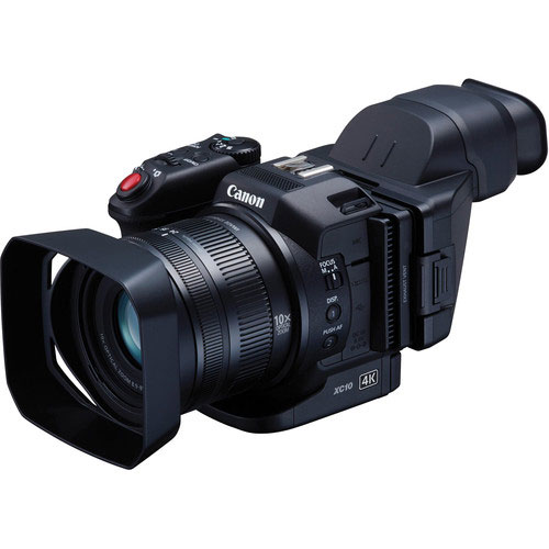 Canon XC10 4K Professional Camcorder by Canon