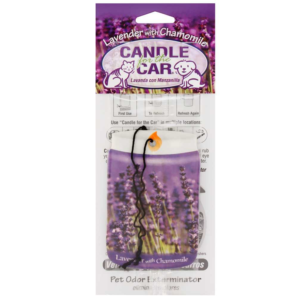 Candle for the Car - Lavender with Chamomile