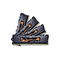 G.SKILL Ripjaws 4 series (PC4-22400) 16GB (4 x 4GB) DDR4 2800Mhz Desktop Memory (F4-2800C16Q-16GRK)