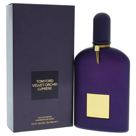 Velvet Orchid Lumiere by Tom Ford for Women - 3.4 oz EDP Spray