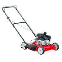 """Yard Machines 20"""" Gas Push Lawn Mower with Side Discharge"""