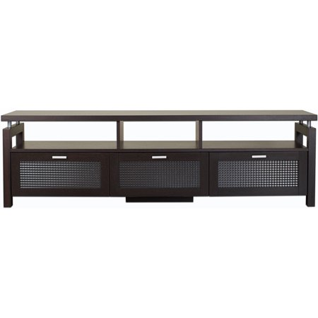 Furniture of America Risella Contemporary 70-Inch TV Stand,