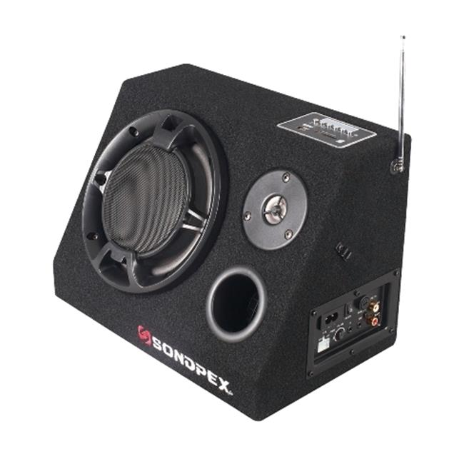 Sondpex CSF-E65B Bluetooth Active Speaker System - AM, FM Radio & Digital Player