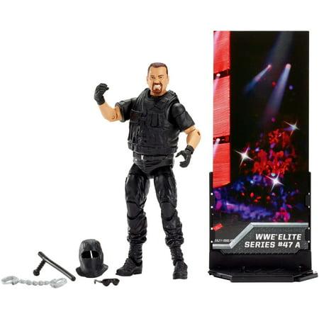 WWE Elite Collection Big Bossman Figure (Best Body In Wwe)