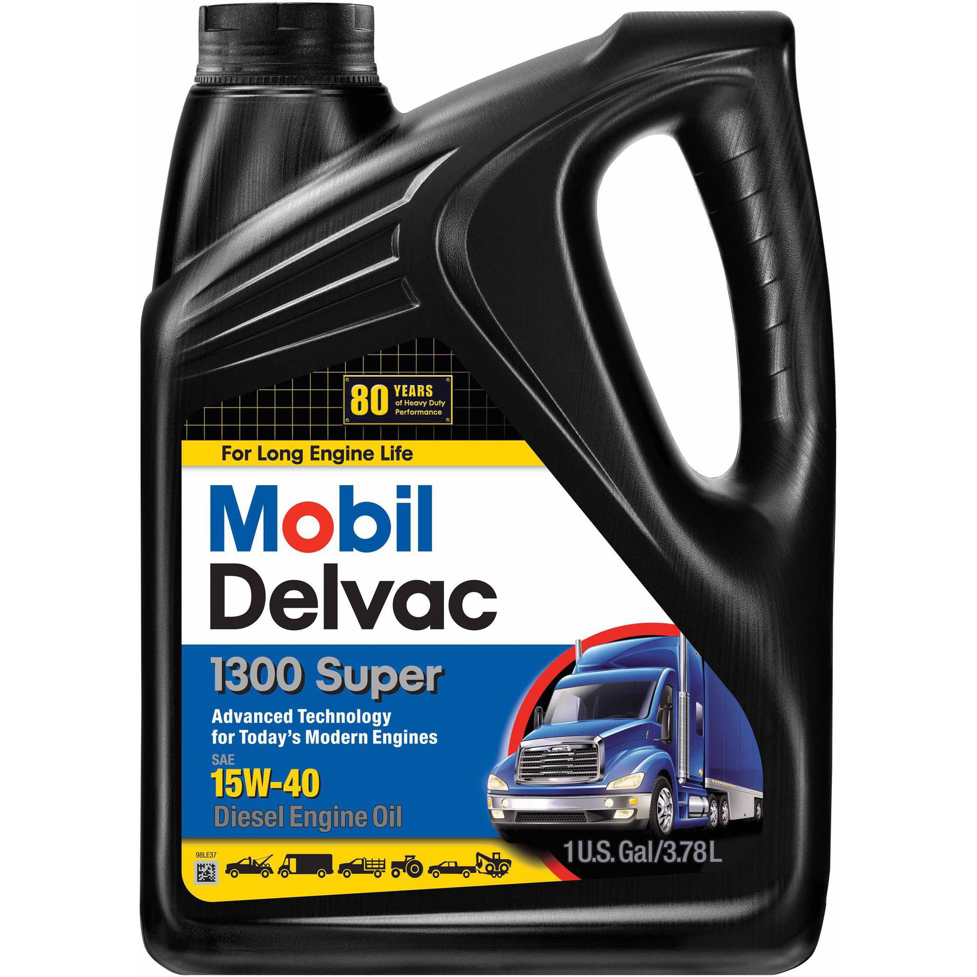 ACDelco 19287726 DELVAC 1300 15W40 G Engine Oil