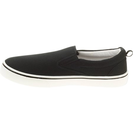 Faded Glory Men's Canvas Slip On Shoe