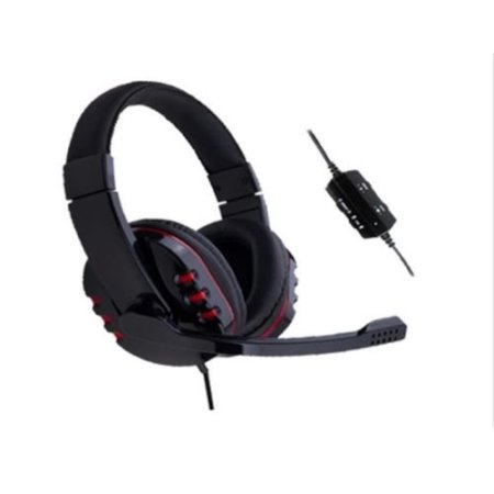 Multi Stereo Live Headphone USB Gaming Headset For PS3 PS4 Xbox360 PC MAC w/ MIC