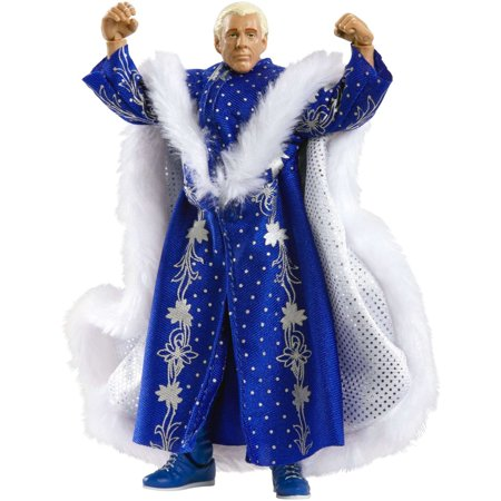 WWE Defining Moments Ric Flair Figure](Ric Flair Robe)