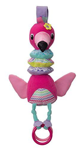 Infantino Hug & Tug Musical, Flamingo by Infantino