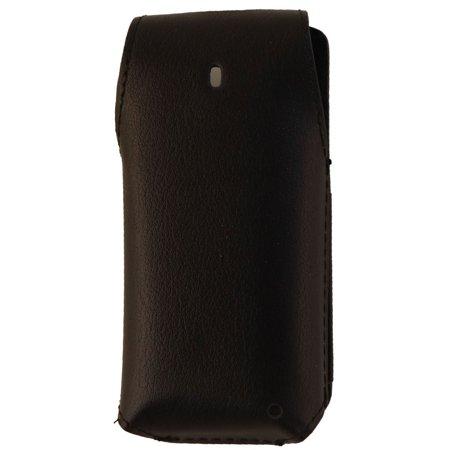Verizon Fitted Case for the LG Exalt LTE Flip Phone - Black (Verizon Wireless Lg G2 Phone Case)