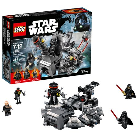 LEGO Star Wars TM Darth Vader Transformation 75183