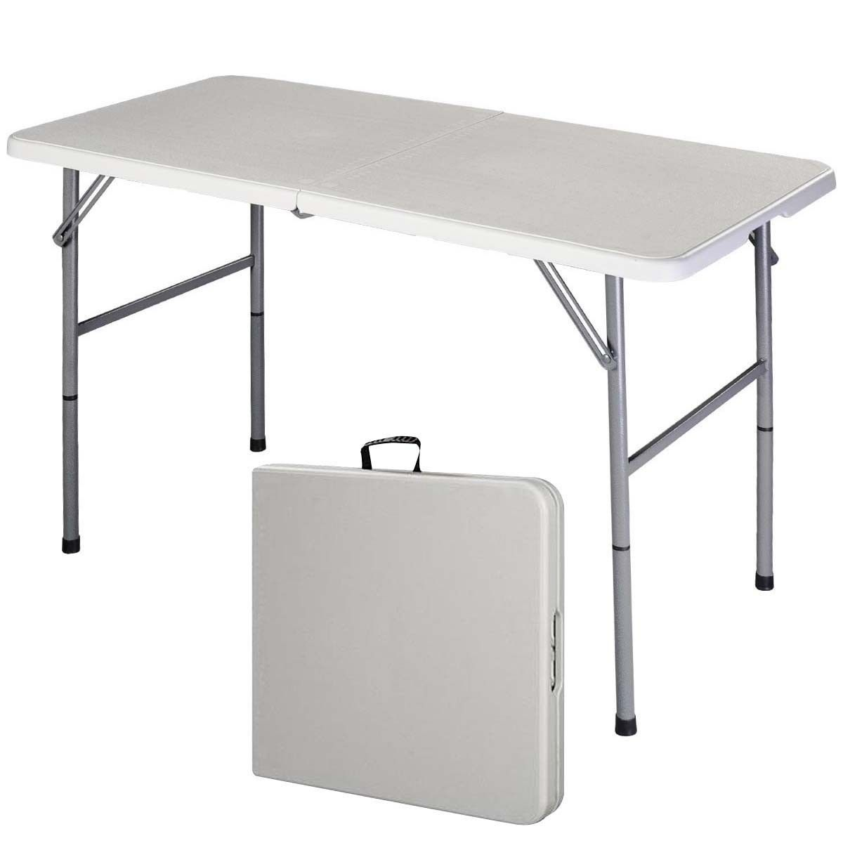how to put up a folding table