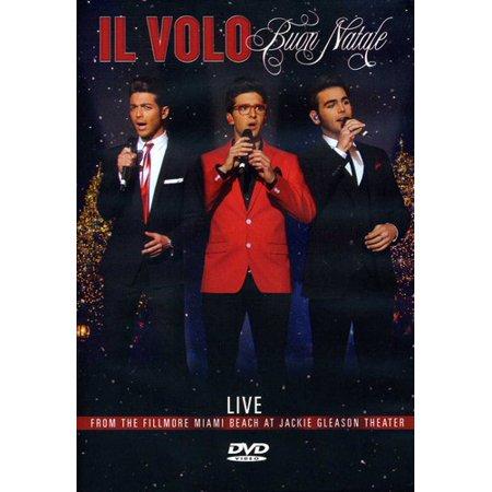 Buon Natale Karaoke.Buon Natale Live From The Fillmore Miami Beach At Dvd
