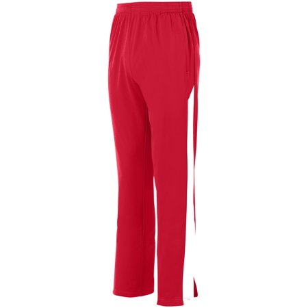 Augusta Sportswear M Mens Medalist Pant 2 0 Red White