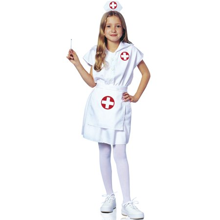 Lil' Nurse Child Costume](Child Nurse Costume)