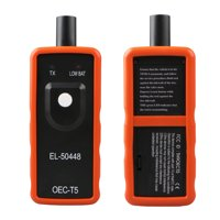 EL-50448 TPMS Reset Relearn Activation Tool Auto Tire Pressure Monitor Sensor for GM Car Vehicle