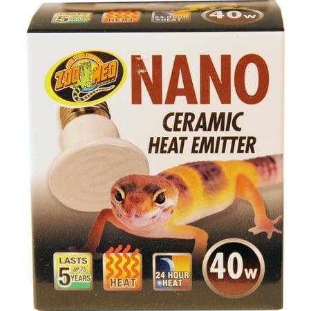 Zoo Med Laboratories Inc-Nano Ceramic Heat Emitter 40 Watt