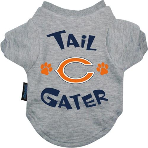 Chicago Bears Tail Gater Tee Shirt - Small