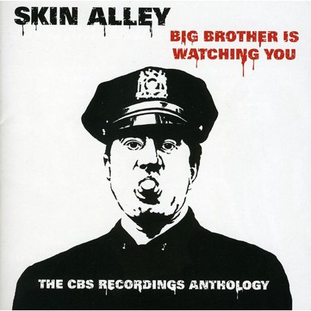 Big Brother Is Watching You  Cbs Records Anthology