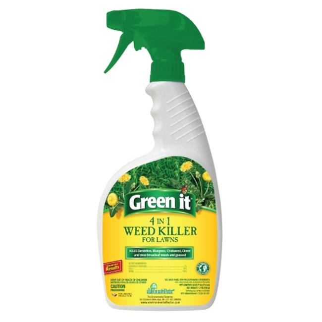 The Enviromental Factor 275 Green it Weed and Grass Killer 32 oz RTU - PACK OF 2