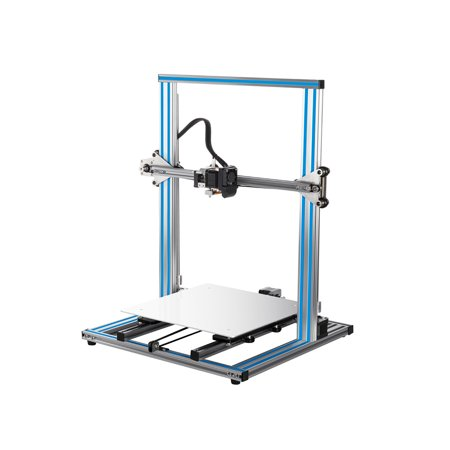 Aibecy DY-H9S DIY 3D Printer Large Print Size 300 * 300 * 400mm with Aluminum Structure 4.3'' Touchscreen Auto Power-off Resume Printing - Touch Screen Large Overlay