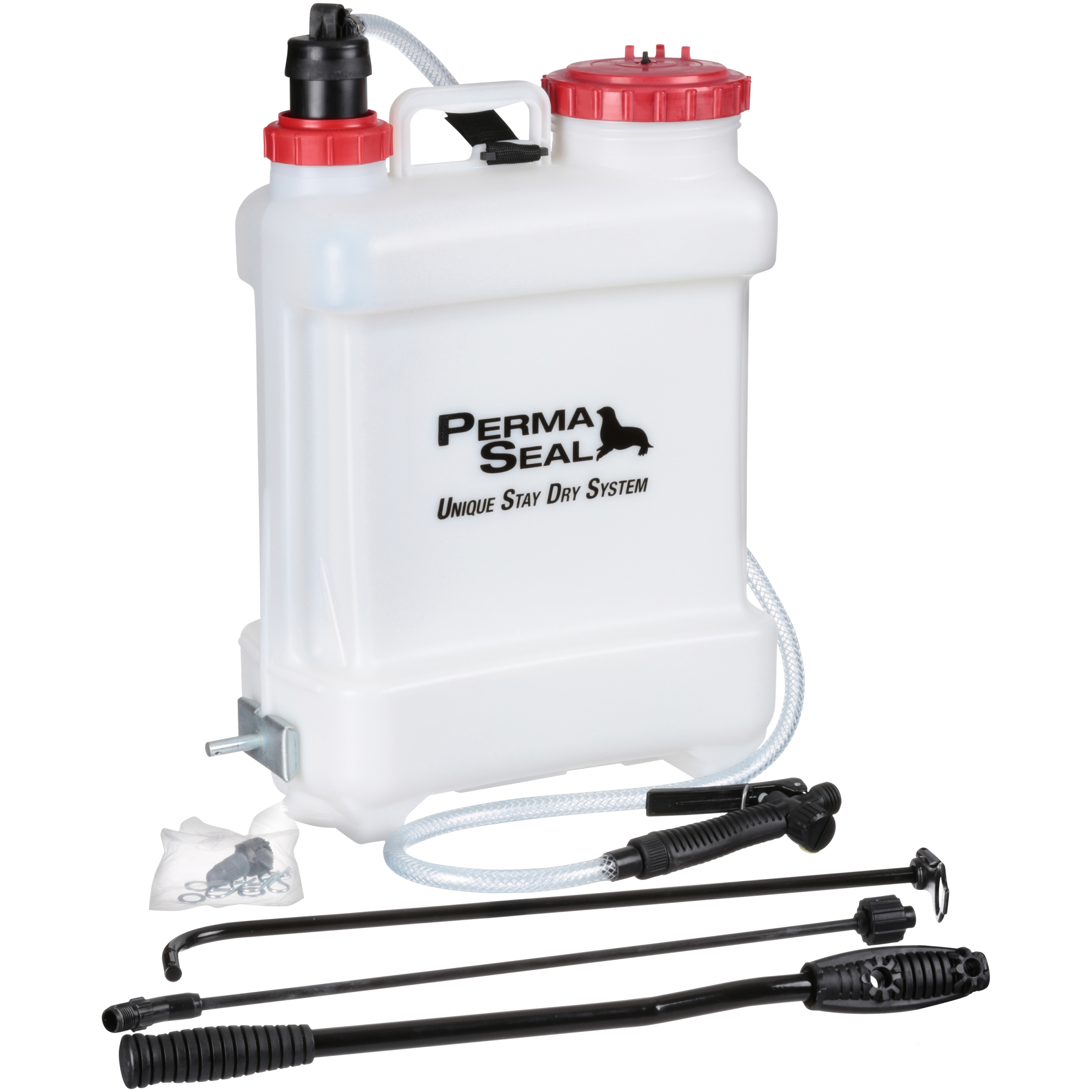 RL Flo Master Perma Seal Internal Piston Pump Backpack Sprayer by Root-Lowell Manufacturing Co.