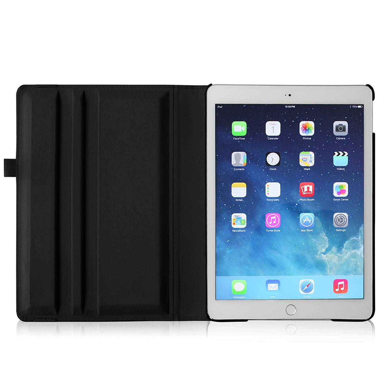 Refurbished Apple iPad Air 1st Gen WiFi Silver 64GB (MD790LL/A)With Case