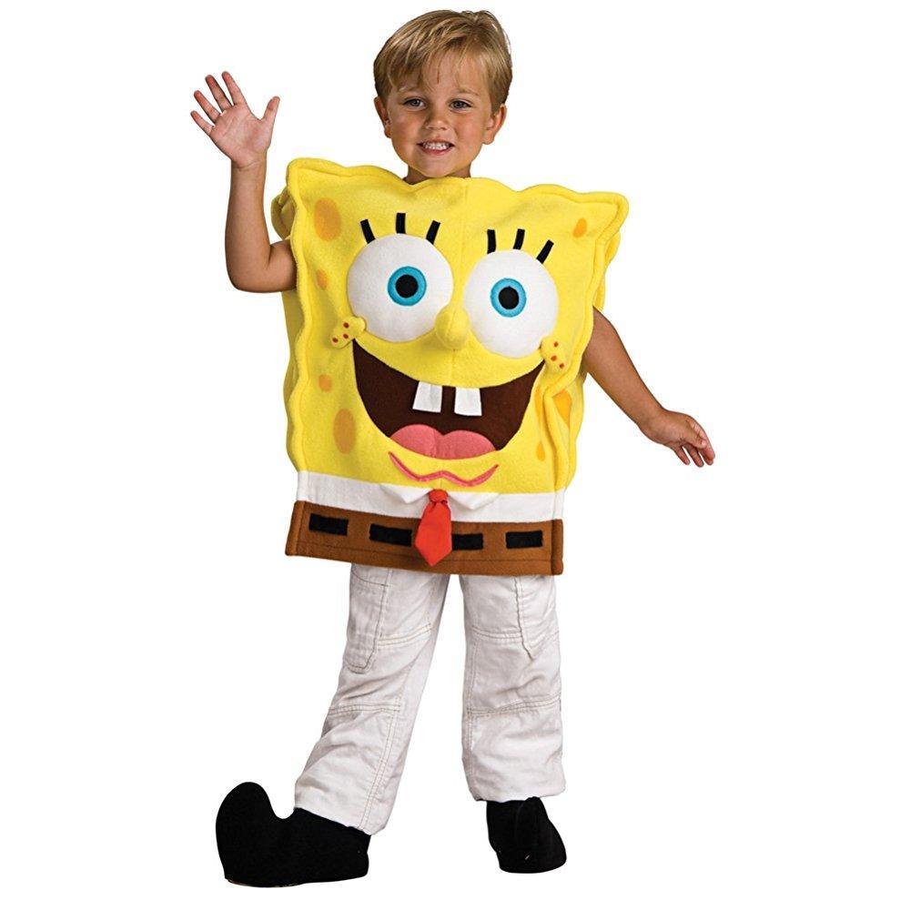 Spongebob Deluxe Toddler Costume - Toddler Halloween Costume