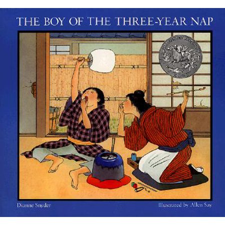 The Boy of the Three-Year Nap](Present For 4 Year Old Boy)