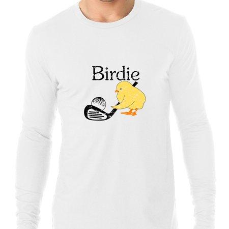 Birdie Golf Yellow Baby Chick - Cute Golfing Funny Men