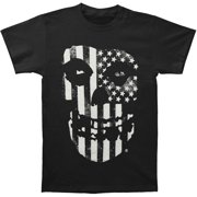 Misfits Men's  Flag Fiend T-shirt Black