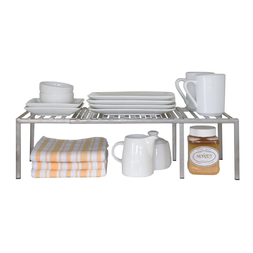Seville Clics Expandable Kitchen Counter Shelf Organizer