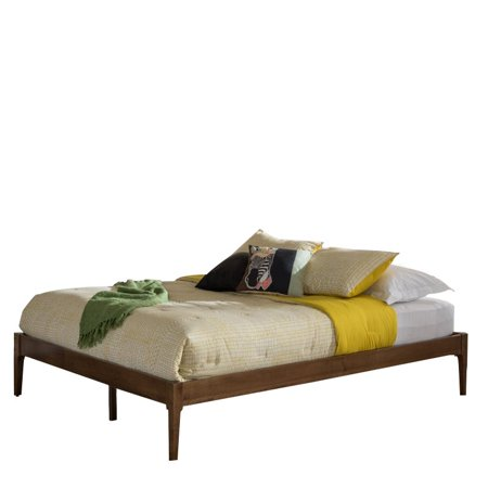 Hawthorne Collections King Platform Bed In Walnut