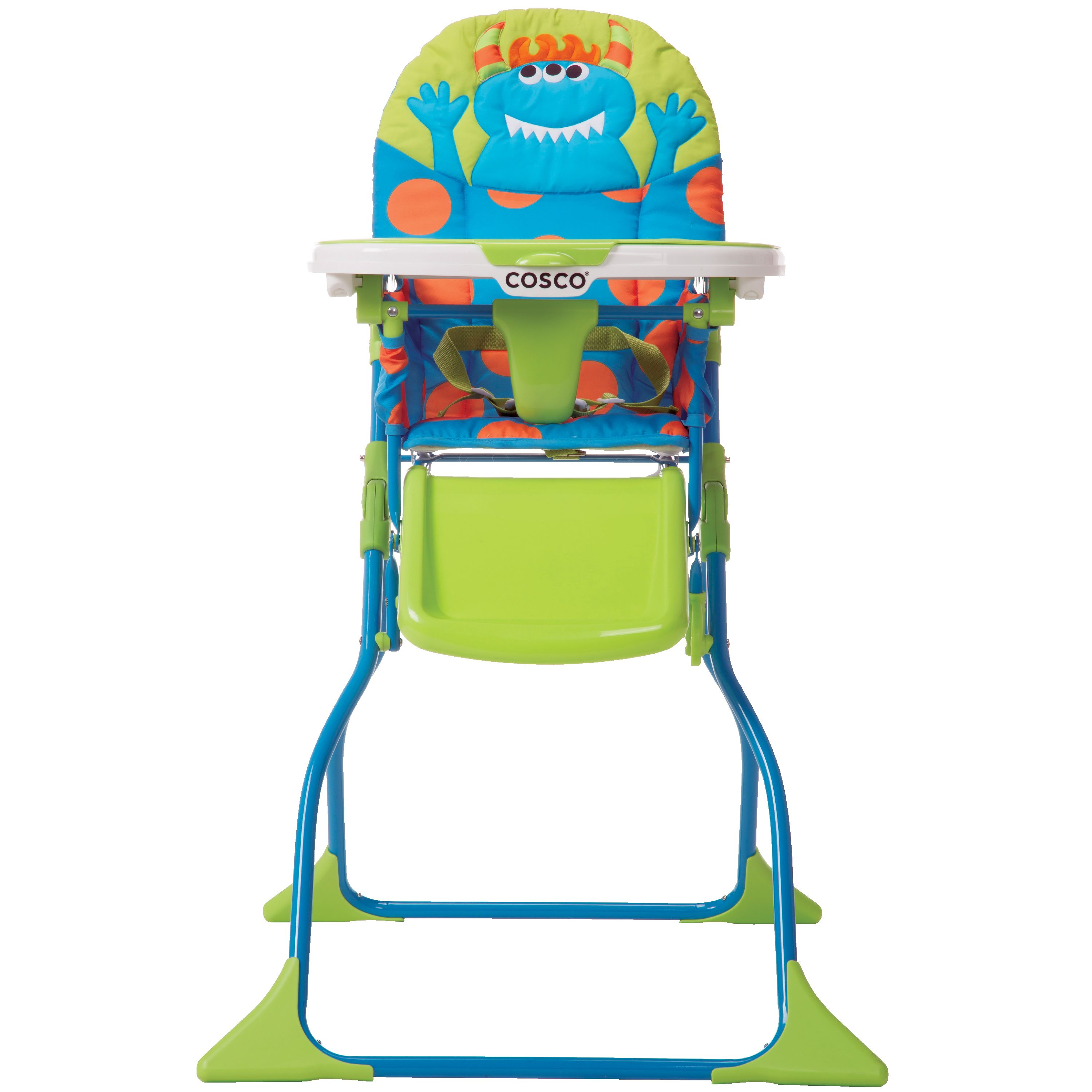 Evenflo Convertible High Chair Dottie Lime Walmart
