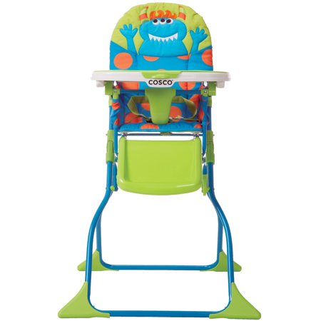 Cosco Simple Fold Deluxe High Chair  Choose Your Character