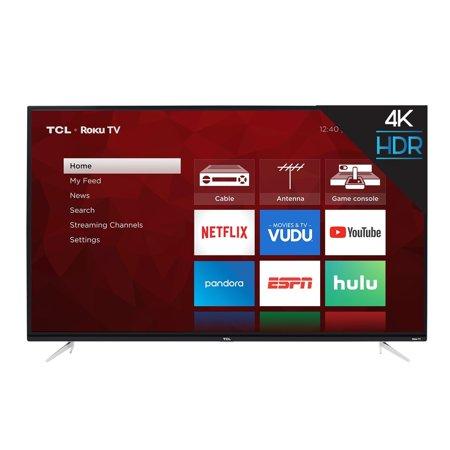 TCL 43 Class 4K UHD Roku Smart TV - 43S423
