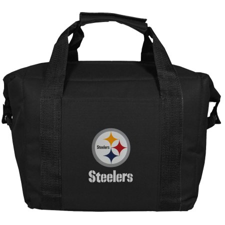 Pittsburgh Steelers Kooler Bag - Black - No Size