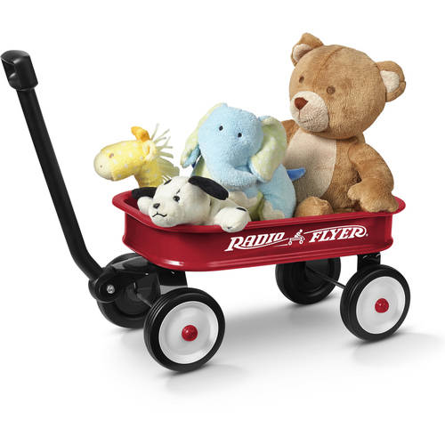 "Radio Flyer Kids Little Red Toy Wagon (12.5"")"