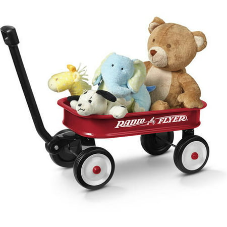 Radio Flyer Kids Little Red Toy Wagon Walmart