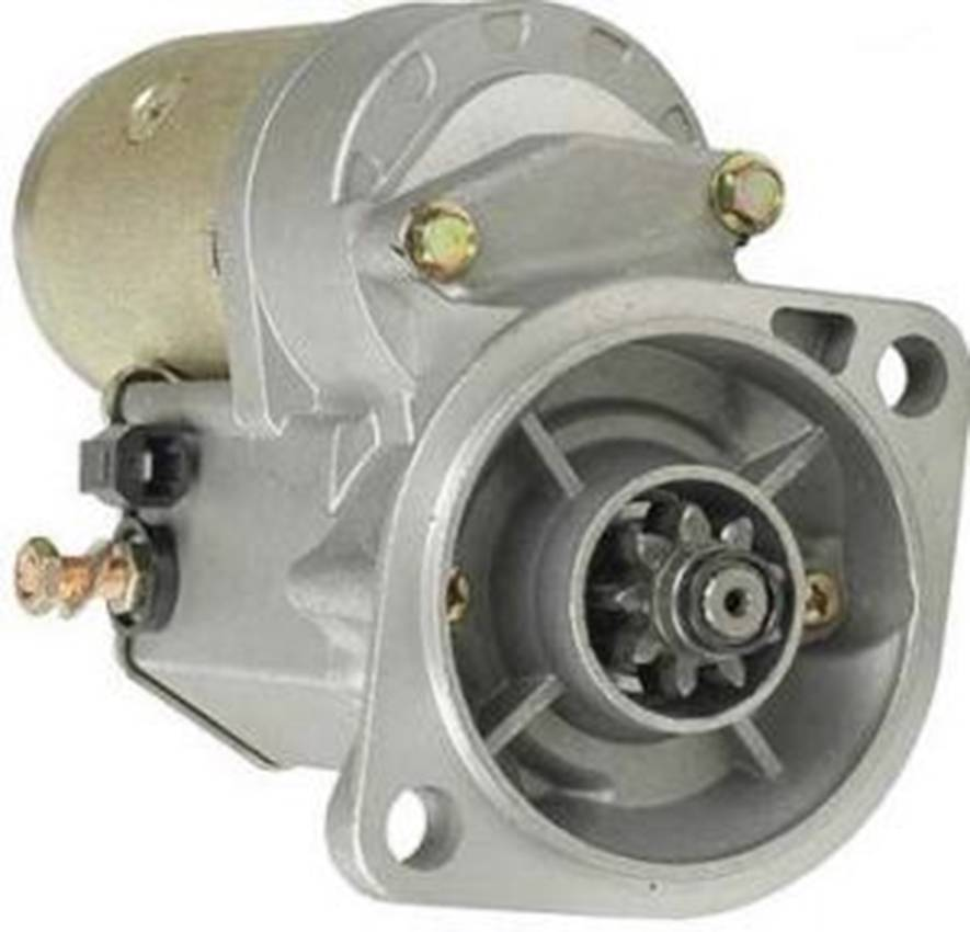NEW STARTER MOTOR FITS HYSTER LIFT TRUCK H-45XM H-50XM H-60SM 8970429970 8970429971