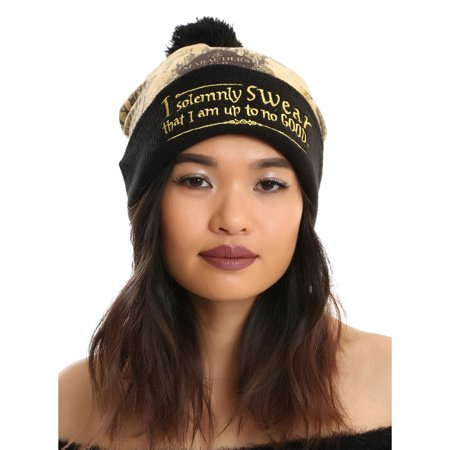 8d642ca25ee Harry Potter Pom Beanie