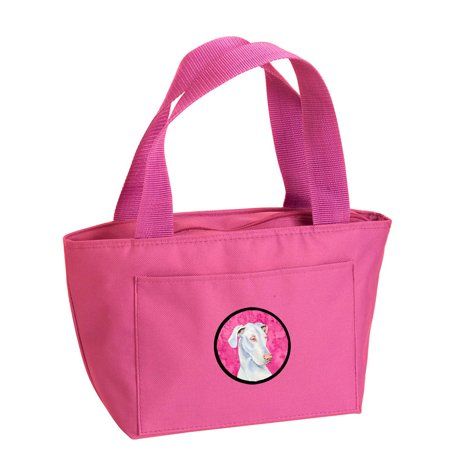 Pink Great Dane Lunch Bag or Doggie Bag LH9356PK