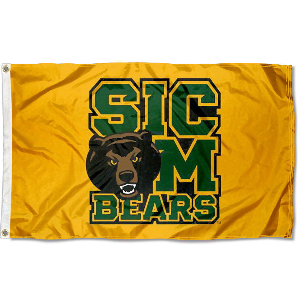 Baylor Bears Sic Em Bears 3' x 5' Pole Flag
