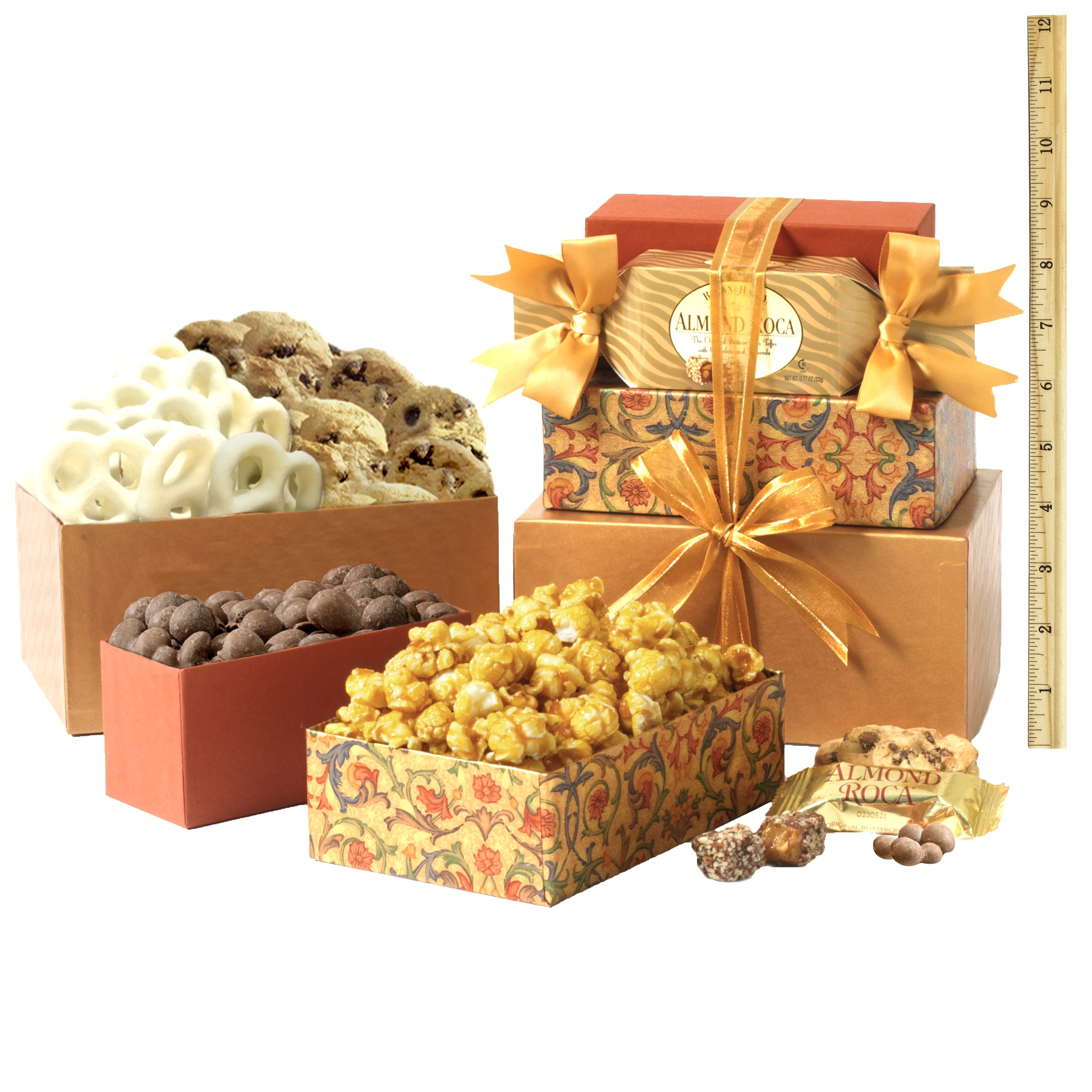 Broadway Basketeers Snackers Heaven Holiday Gift Set