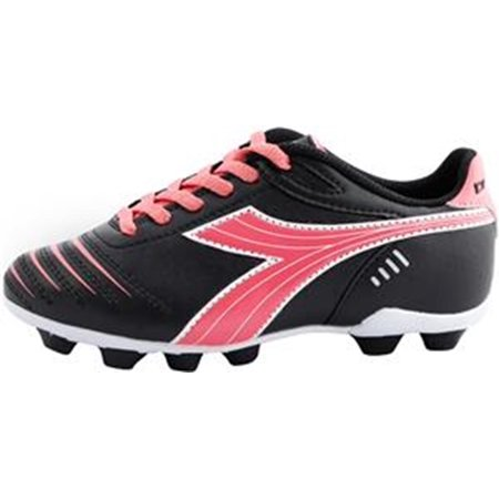 fc66739d7 Diadora Kid s Cattura MD JR Soccer Cleats Black Polyurethane 13.5 Little  Kid M - Walmart.com