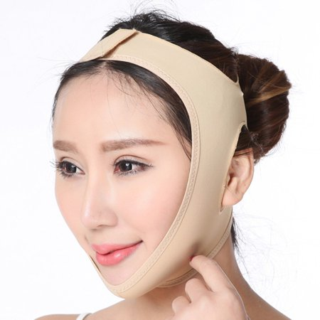 SUPERHOMUSE Face Slimming Delicate Facial Bandage Shape And Lift Face Reduce Double Chin